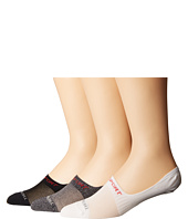 Polo Ralph Lauren - Mesh Liner with Arch Support 3-Pack