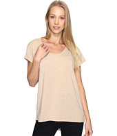 B Collection by Bobeau - James Raw Edge Top