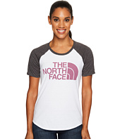 The North Face - Short Sleeve Half Dome Baseball Tee