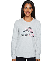 adidas - Badge Of Sport Serape Print Crew