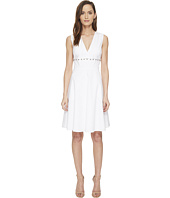 Prabal Gurung - Cotton Poplin Fit & Flare Dress