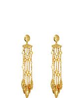 Oscar de la Renta - Diamond Tassel C Earrings