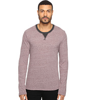 Alternative - Eco Nep Jersey Lumberjack Long Sleeve Crew