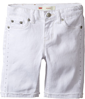 Levi's® Kids - Sideseam Bermuda Shorts (Little Kids)