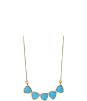 Dee Berkley - 5 Gemstone Necklace Turquoise