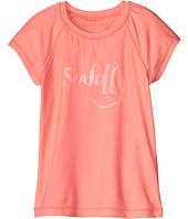Seafolly Kids - Summer Essentials Short Sleeve Rashie (Little Kids/Big Kids)