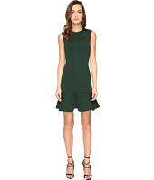 McQ - Peplum Mini Dress