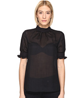McQ - Fluid Trim Blouse