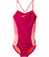 Nike Kids - Color Surge V-Back One-Piece Swimsuit (Little Kids/Big Kids)