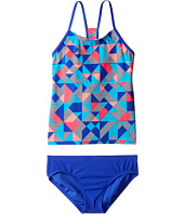 Nike Kids - Optic Pop Racerback Tankini (Big Kids)
