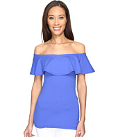 Susana Monaco - Ruffle Off Shoulder Top