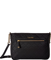 Calvin Klein - Florence Quilted Nylon Crossbody