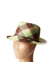 San Diego Hat Company Kids - PBK6525 Paper Fedora Hat (Toddler/Little Kids/Big Kids)