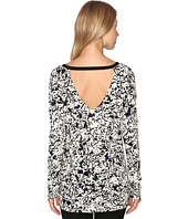 Calvin Klein Jeans - Long Sleeve Printed V-Back