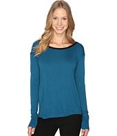 Calvin Klein Jeans - V-Back Solid Long Sleeve Shirt