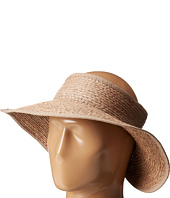 San Diego Hat Company - RHV1505 Raffia Roll Up Visor with Velcro Closure