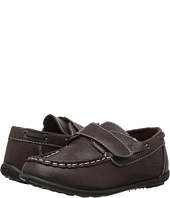 Josmo Kids - 1542B Hook Loop & Fastener Loafer (Toddler/Little Kid/Big Kid)