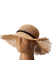 San Diego Hat Company - SGF2016 Open Weave Seagrass Floppy Hat