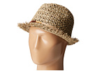 SGF2017 Open Weave Seagrass Fedora