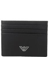 Emporio Armani - Grained Card Holder
