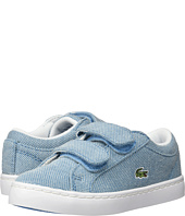 Lacoste Kids - Straightset Lace 217 2 (Toddler/Little Kid)