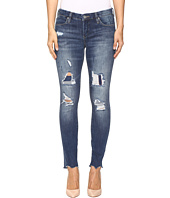 Blank NYC - Crop Ripped Denim Skinny in Charmed Life