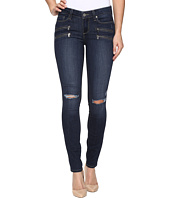 Paige - Edgemont Ultra Skinny in Aveline Destructed No Whiskers