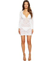 La Perla - Beyond The Beach Long Sleeve Short Dress