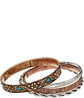 M&F Western - Four-Piece Bracelet Set