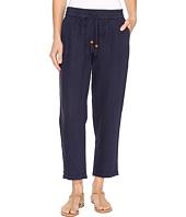 Hatley - Cuffed Cotton/Linen Pants