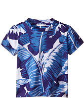 Dolce & Gabbana Kids - Mare Banana Leaf T-Shirt (Infant)