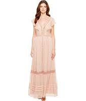 Adelyn Rae - Joanne Woven Printed Maxi Dress