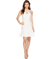 Adelyn Rae - Constance Woven Jacquared Trumpet Dress