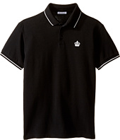 Dolce & Gabbana Kids - Basic Crown Polo (Big Kids)