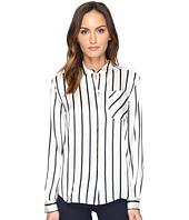 ATM Anthony Thomas Melillo - Striped Shirt with Pocket