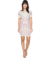 Adelyn Rae - Jaylene Woven Jacquard Dress