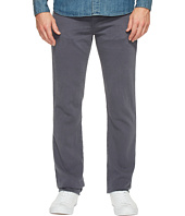 J Brand - Kane Straight Leg French Terry in Keckley Soot