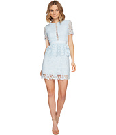 Ted Baker - Dixa Layered Lace Skater Dress