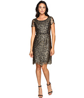 NUE by Shani - Metallic Lace Dress