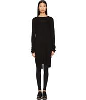 Y's by Yohji Yamamoto - U-Asymmetry Long Sleeve Pullover Tee