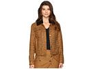 Wooly Collar Weekend Jacket