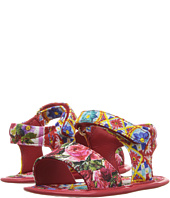 Dolce & Gabbana Kids - Mambo Broccade Sandal (Infant/Toddler)
