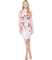 Christin Michaels - Cortland Printed Dress