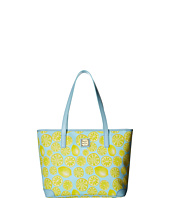 Dooney & Bourke - Limone Charleston Shopper