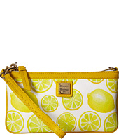 Dooney & Bourke - Limone Large Slim Wristlet