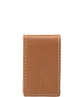 Polo Ralph Lauren - Calf Leather Money Clip