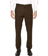 Perry Ellis - Slim Fit Stretch Solid Sateen Dress Pants