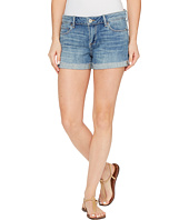 Paige - Jimmy Jimmy shorts with Raw Hem in Loyola