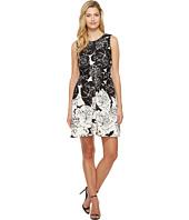 Taylor - Scuba Fit & Flare Dress