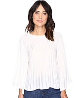 Nicole Miller - Melanie Pleated Blouse